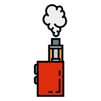 Vape Products Product Type Icon