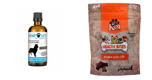CBD Pet Products Header